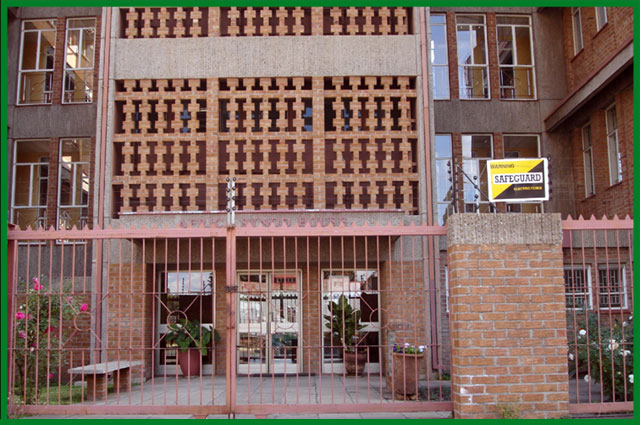Office Buildings in Harare CBD