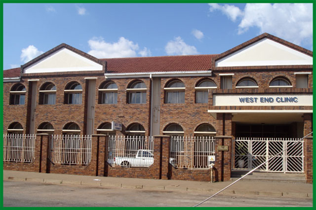 West End Clinic